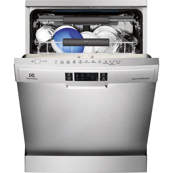 Real Life Electrolux ESF8555ROX - mașina de spălat vase cu capacitate mare . Oricât de delicioasă ar fi fost cina, spălatul vaselor de după nu pare niciodată să compenseze, această activitate fiind una dintre cele mai ne... http://www.gadget-review.ro/real-life-electrolux-esf8555rox/