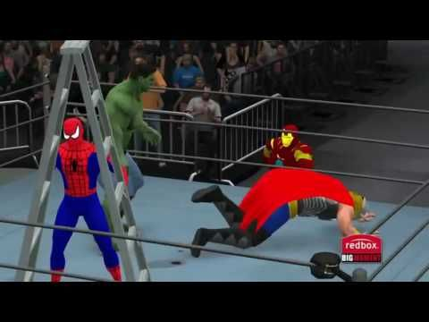 WWE 2K15 Spider Man Vs Hulk Vs Iron Man Vs Thor Epic Battle:   Your Participation is really important to us and your also be counted a helper of helpless people. we have started making a long term goal with this channel and it is really dedicated to welfare activities for society dropped family and also a poor fund. Please subscribe our channel and help to others with us. We might be thanke to you.  http://ift.tt/2cgHyms https://twitter.com/EnTerTainNCTB http://ift.tt/2bVHpBw [CAPTAIN IN…