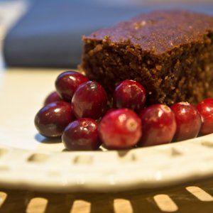 Paleo chokoladekage