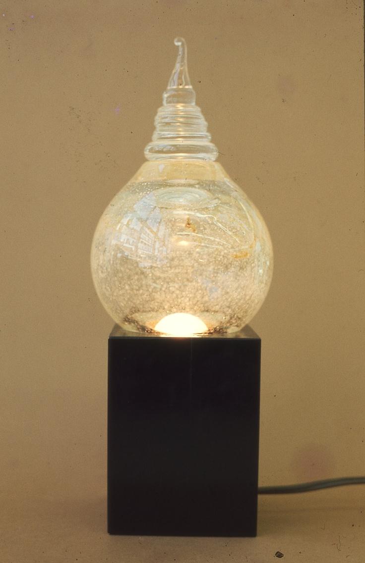 Blown Lamp