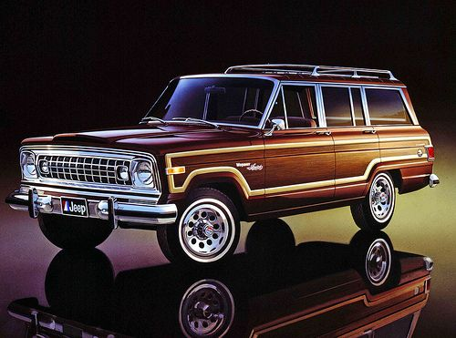 1978 AMC Jeep Wagoneer