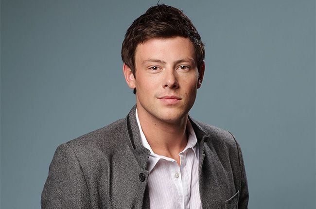 Cory Monteith + Glee update ...