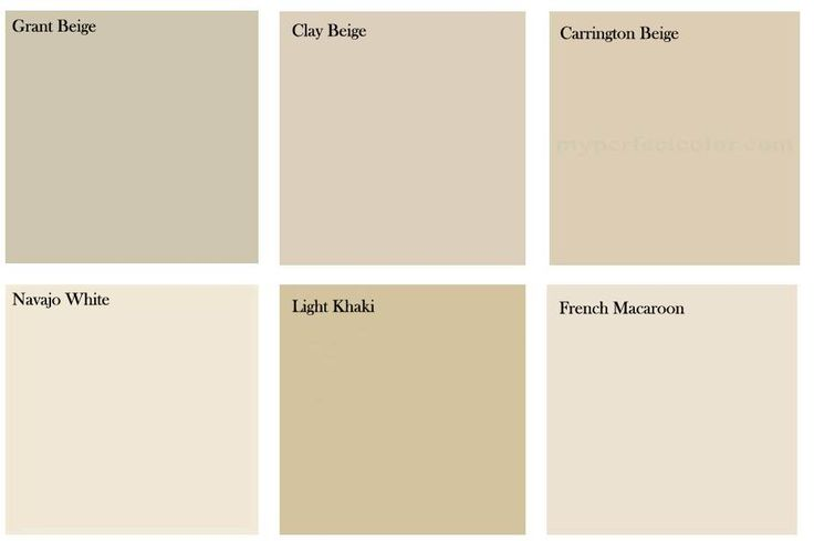 Best benjamin moore beige paint colors baby nursery for Grey beige paint color