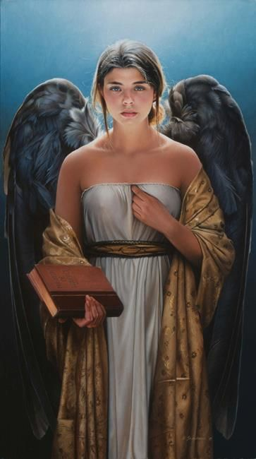 Do not neglect hospitality, for through it some have unknowingly entertained angels... -Hebrews artist: Duffy Sheridan