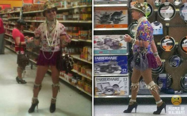 funny walmart pictures with captions | Scene at Walmart - it's worth the drive over (24 photos)