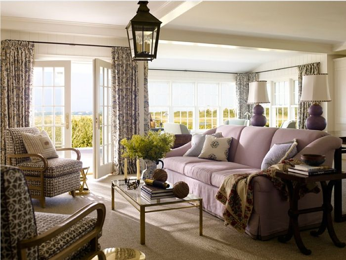 Modern Classic Living Room By Katie Ridder Interior Design @Sarah Chintomby  Chintomby Nasafi Grayce