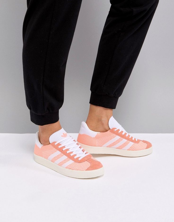size 40 279d4 037ee Best 25+ Adidas gazelle ideas on Pinterest   Adidas gazelle white, Adidas  gazelle women outfit and Adidas pink sneakers