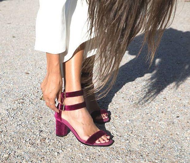 10 Gorgeous Velvet Bridal Shoes Bridal Shoes Velvet Shoes