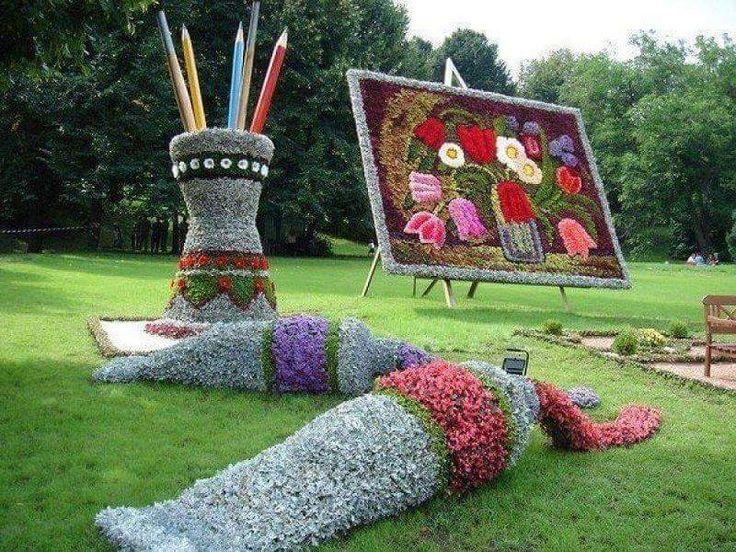 Beautiful Gardens .... Güzel Bahçeler....