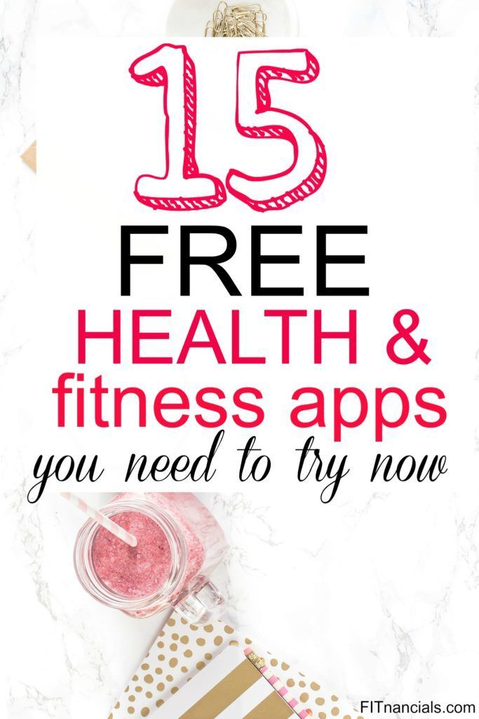 Check out these free health and fitness apps that will lead you on a road to success. Stay motivated and inspired throughout your health journey. This is such a helpful list.