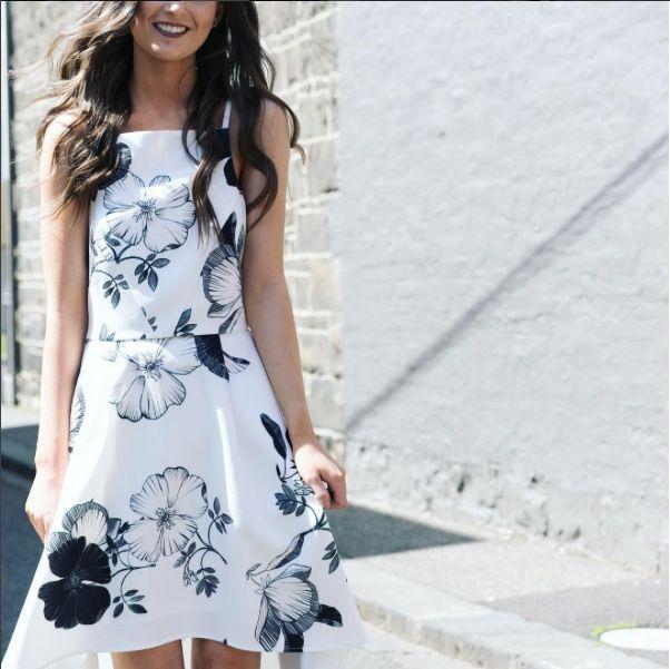 Ponder Me Skirt & Top - Shop Now At http://www.pilgrimclothing.com.au