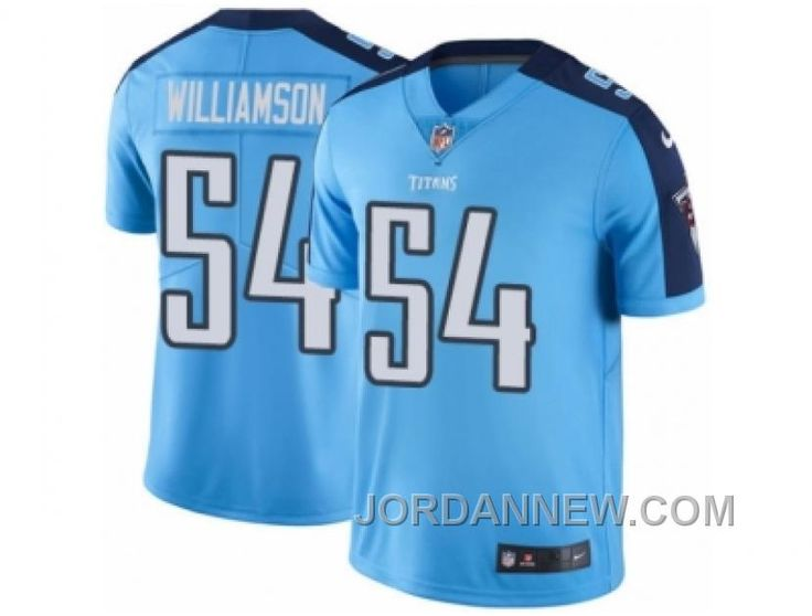 http://www.jordannew.com/mens-nike-tennessee-titans-54-avery-williamson-elite-light-blue-rush-nfl-jersey-top-deals.html MEN'S NIKE TENNESSEE TITANS #54 AVERY WILLIAMSON ELITE LIGHT BLUE RUSH NFL JERSEY FOR SALE Only $23.00 , Free Shipping!