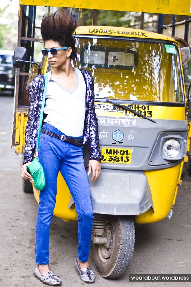 Vir, Mumbai | 30 Incredibly Chic Street-Style Photos From India