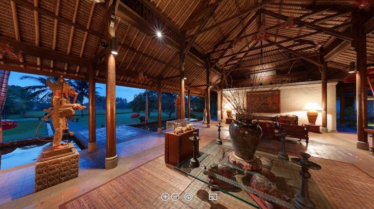 Virtual Tour | The Lobby | The Chedi Club Tanah Gajah, Ubud, Bali | Luxury Hotels Bali | Indonesia