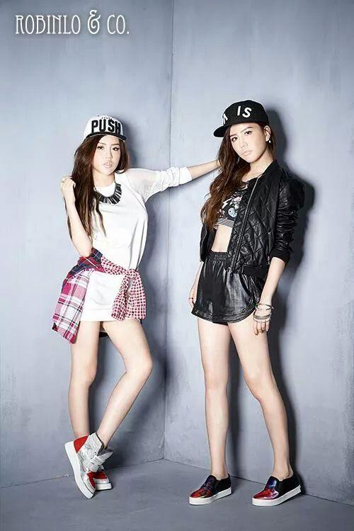 Yumi and miko