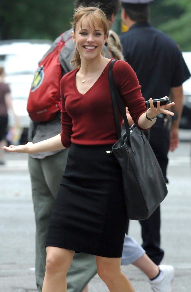 Pretty Rachel McAdams ...Yummy Celebrity...