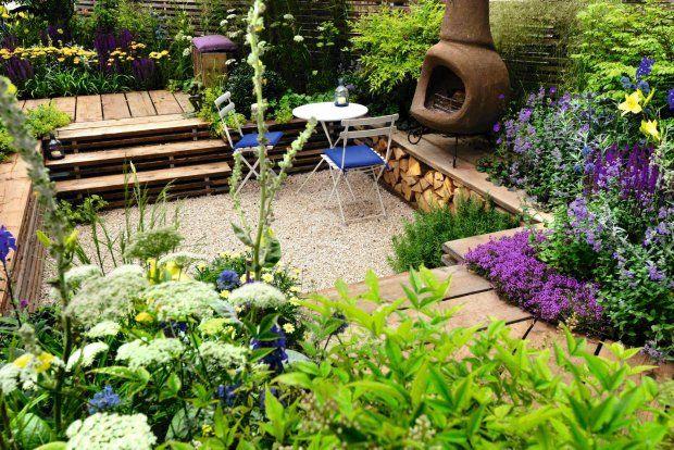 Sposób na mały ogród