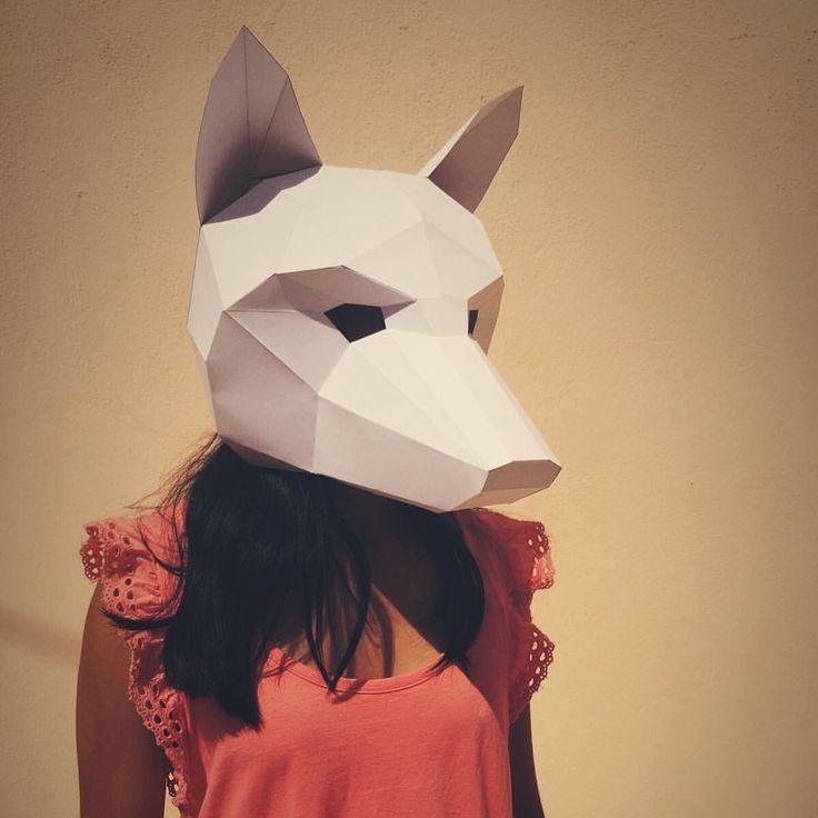 My first @wintercroft mask! :D