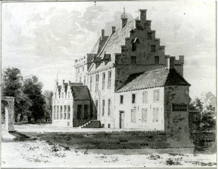 De Buckhorst in Zalk - foto's en tekeningen