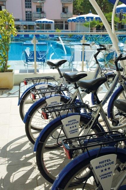 Comode biciclette per girare la città