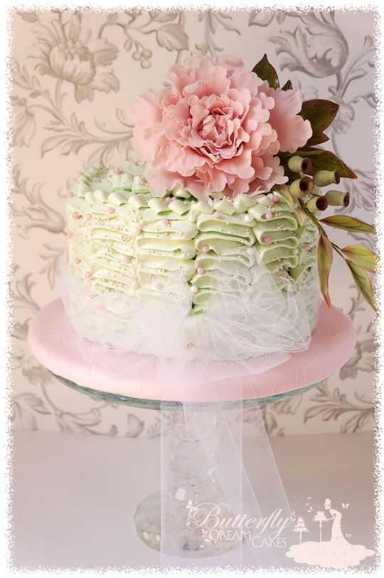 shabby chic wedding cake ideas 252 best images about shabby chic cakes on 19767