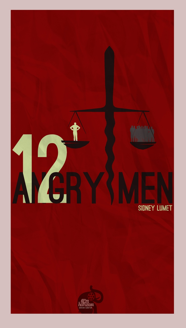 12 angry men analysis 12 angry men focuses on a jury's deliberations in a capital murder case a 12-man jury is sent to begin deliberations in the first-degree murder trial of an 18-year-old man accused in the stabbing death of his father, where a guilty verdict means an automatic death sentence.