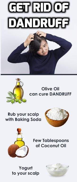 IF you have dandruff, get rid of it very simple and easy with the help of THIS VERY cheap MIXTURE!