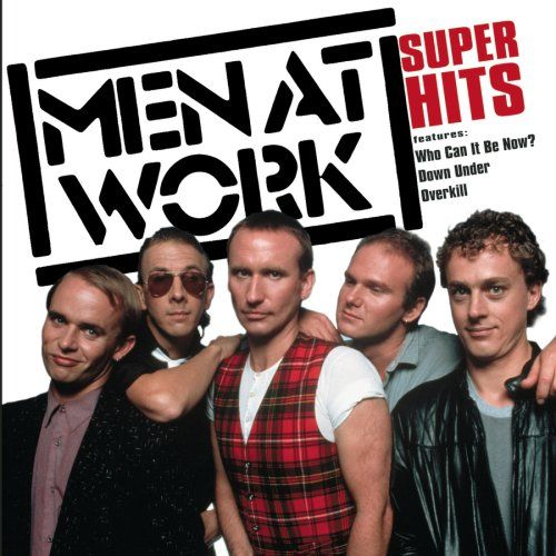 """Men at Work lead by Scottish/ Aussie legend Colin Hay. They only lasted as a band for 8 years producing mega hits such as Down Under, Who can it be now, Overkill, Its a mistake, Be good Johnny. Their most famous song being the iconic Down Under which quickly became an unofficial Australian Anthem and is one of my all time favourite songs..""""I come from a land down under where beer does flow and men chunder"""". We saw Colin in concert last year, what a funny, friendly, modest and talented man he…"""