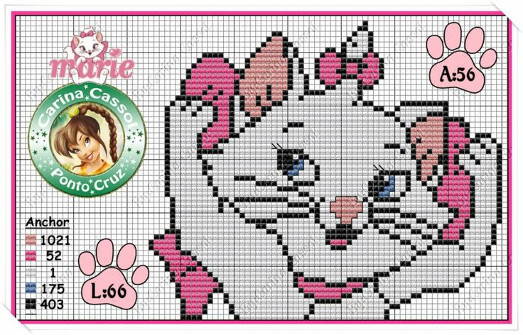 Marie - The Aristocats  #Disney #Aristochats