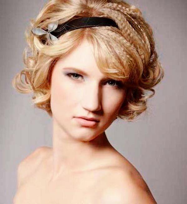 Αποτέλεσμα εικόνας για glamour hairstyles for short hair