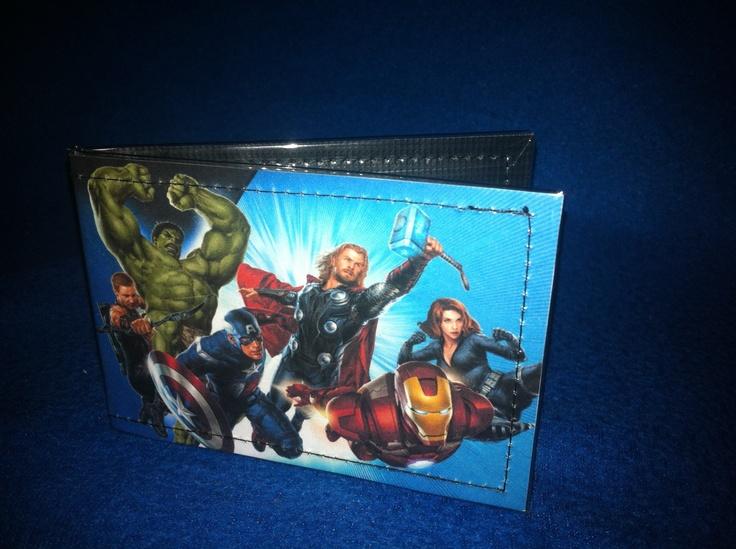 Porta Pase Avengers
