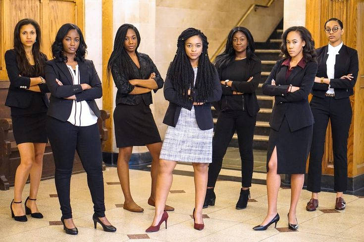 #WCW: The Women Of The Black Ivy Pre-Law Society At Cornell University