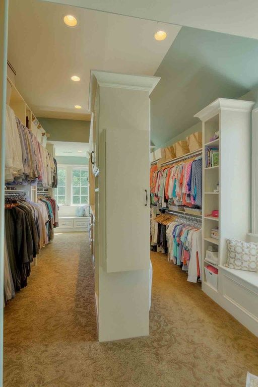 1000 Ideas About Long Narrow Closet On Pinterest Narrow