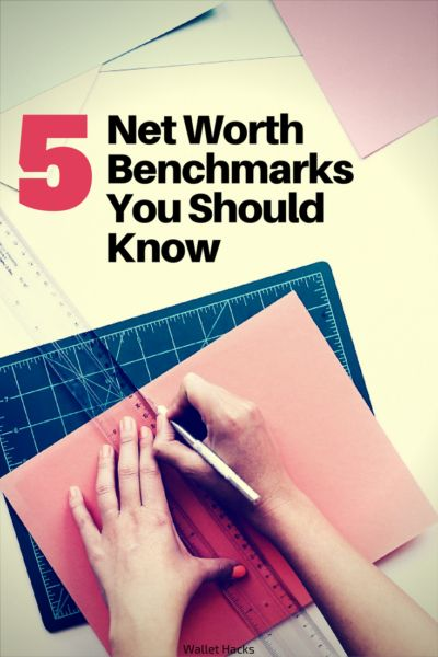 Your net worth is an important number but it's just one number, learn what benchmark ratios you should track and why they are important! | how to track your net worth | how to know your net worth | what is my net worth? | personal finance tips | tips for personal finance | how to keep track of your finances | finance tips and tricks || Wallet Hacks