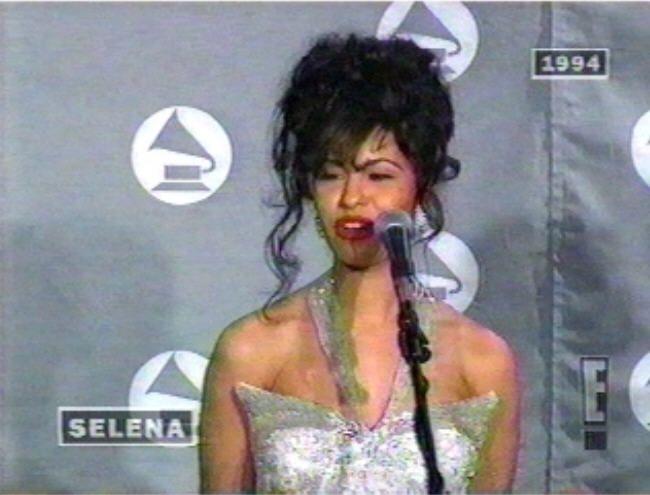 selena grammy 1994