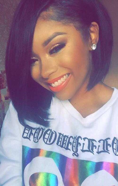 Awe Inspiring 1000 Ideas About Black Bob Hairstyles On Pinterest Black Bob Hairstyles For Women Draintrainus