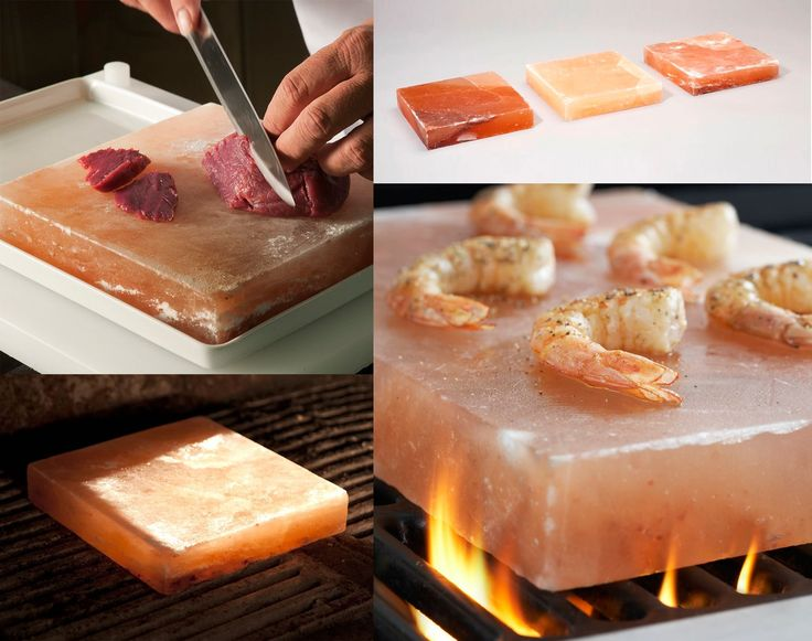 Himalayan Salt Slab, designed and produced by KNIndustrie. Due to its high temperature capacity, the Himalayan Salt Slab can be used in the oven, on a grill or directly on the flame of a common kitchen. Get The Originals at www.2ndfloor.gr