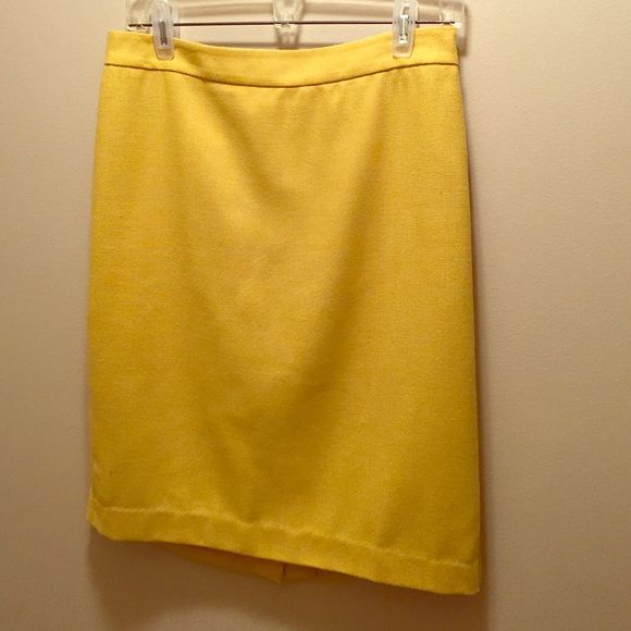 top 25 ideas about yellow pencil skirt on