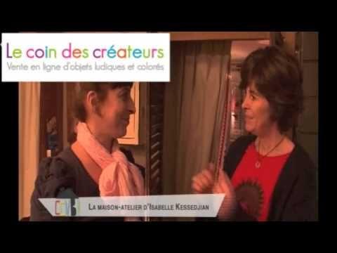 L'émission de STÉPHANE BERN chez ISABELLE KESSEDJIAN #CCVB #isabelleKessedjian #quandjeseraigrand #lecoindescreateurs
