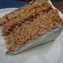 President Andrew Jackson's Favorite Blackberry Jam Cake