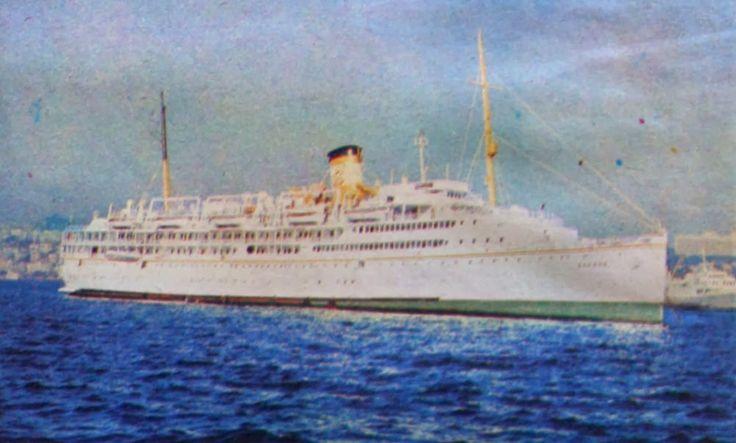 Ankara gemisi 1977