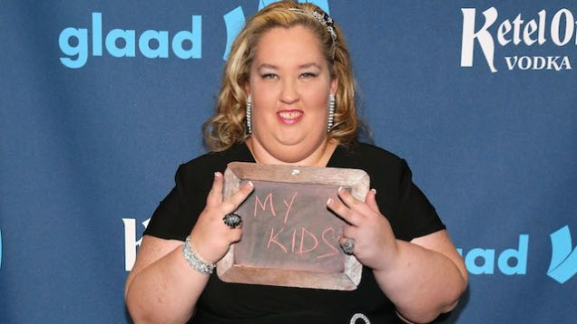 Mama June Mother of Honey Boo Boo Arrested on Drug Charges