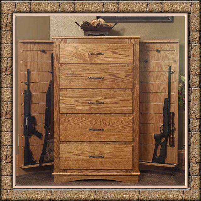 Hide Away 3 Guns And Statements Hidden Gun Storage