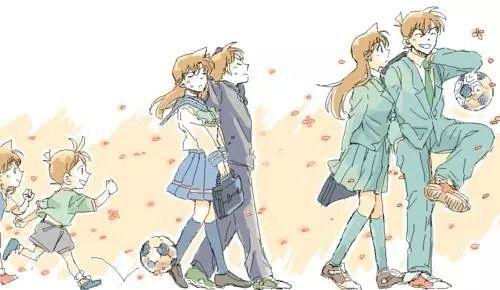 Shinichi & Ran
