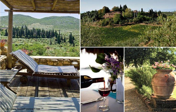 Luxury Living at a Beautiful Tuscan Villa