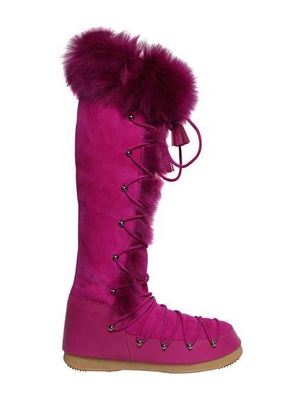 Stivali invernali 2015: bassi, flat ma soprattutto caldi stivali invernali 2015 Emilio Pucci