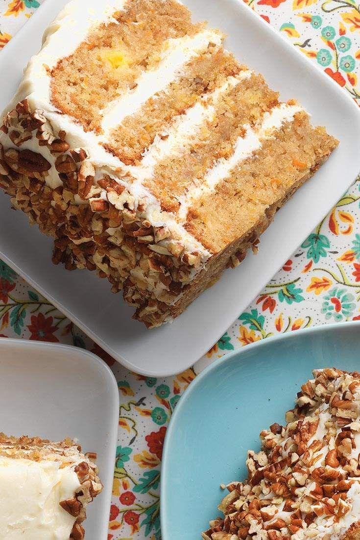 Alternative Frostings For Carrot Cake