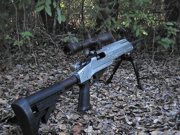 Второе рождение трехлинейки Мосина – винтовка ОЦ-48 » Военное обозрение