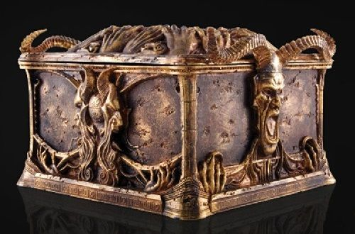 Pandora's Box (God of War) - The Evil Wiki - Wikia