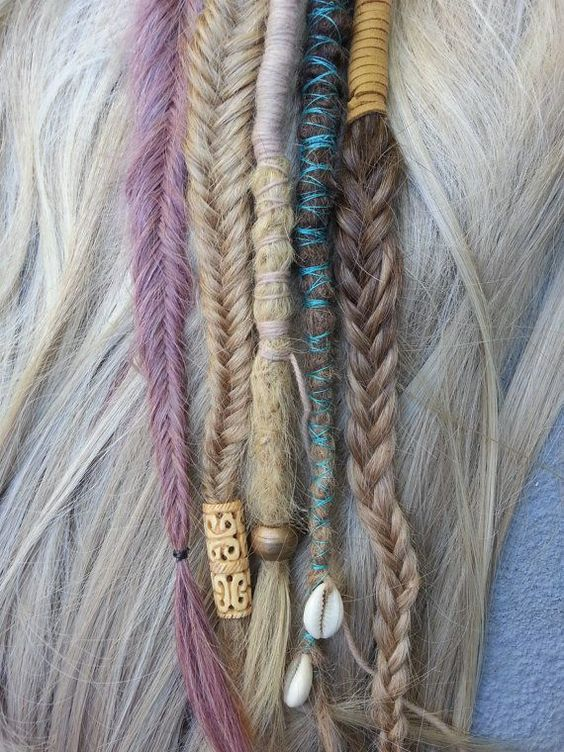 dreadlock hair